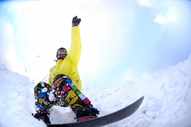 スノーボード 男性